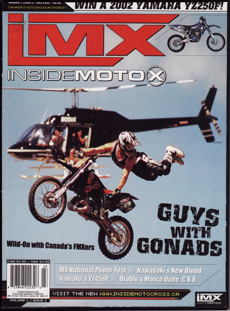 IMX Cover Shot
